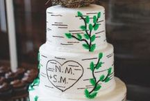 Cake & Food Ideas / by The Farmhouse Weddings LLC