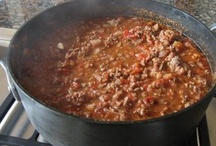 Recipes: Soup + Stew + Chili / by Sarah Rickard
