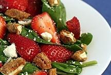 Recipes: Fruits + Veggies / by Sarah Rickard
