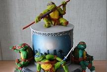Ninja Turtle Party / by Ana Jiménez
