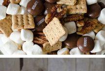 Popcorn, Snacks, and Finger Foods / by Ashley Nebel