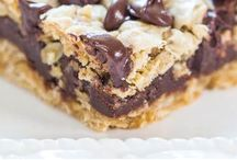 Cookies and Cookie Bars / by Ashley Nebel