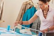 Clothing Sense / Sewing tips: creating new garments out of old; making patterns; alterations