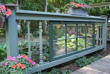 Outdoor living / by Toad Lily