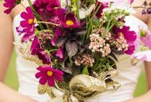 Flower ideas / by The Farmhouse Weddings LLC