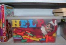 Elf on the Shelf / by Happy Teacher