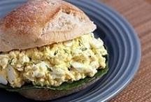 Recipes: Eggs / by Sarah Rickard