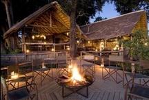 I want to go to...Botswana
