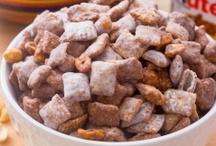 Sweets: Munchies / by Sarah Rickard