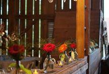 Decor ideas at The Farmhouse Weddings / by The Farmhouse Weddings LLC