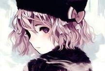 Fanart//Anime/Manga