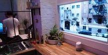 Interior WSN Studio / Wildstyler bauen im 1. HJ das Lage in ein Studio/Lounge/Cafe um. Hier sammeln wir öffentlich Ideen dazu. Happy Pinning!