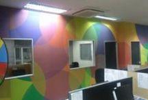 Vinyl Art Interior Work / www.vinylart.co.za