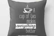 Tea / by Ashley Nebel