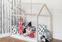 Furniture and interiors for kids