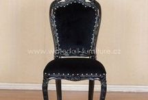 Retro židle / Retro židle