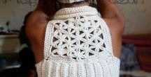 Crochet Fall/Autumn collection 2017 ~ MayaLunaCorazon / Crochet written pattern for Autumn and Fall.  Crochet DIY Crochet idea for Autumn and Fall. Crochet women's clothing.