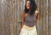 Crochet pattern Etsy shop / Crochet written pattern for a free spirit, boho babe, gypsy soul by MayaLunaCorazon