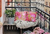 TAA - Outdoors / Ideas and stuff for your small outdoor space