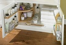 TAA - Storage and organization / Storage and organization solutions for small spaces