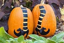 HOLIDAY: Halloween / Cute, fun, and charming Halloween ideas that tickle my fancy.