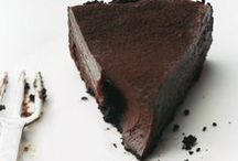 FOOD: Dessert / Yummy, delicious sweets. Baked, or not. All most certainly created to add joy and girth.