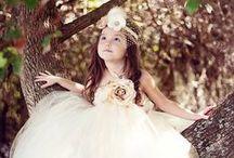 Tutus: & Tutu dresses / Fun little girl tutus!