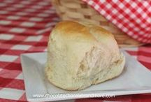 Breads, Rolls & Frozen Dough / by Mommy's Kitchen - Tina Butler