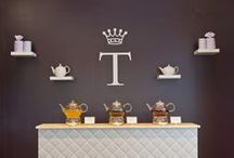 Tea at the Palace / We love our tea. See what we are up to at Tea Palace in London, Covent Garden, and around the world.
