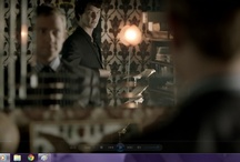 BBC Sherlock obsessed / by Amy Edmans