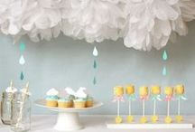 Baby Shower & Nursery Ideas / Baby Shower Ideas and Inspiration