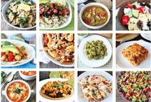 Vegetarian/Pescetarian Recipes / Healthy, meatless meals with the exception of seafood. Nutritious and delicious! / by Danielle Luis