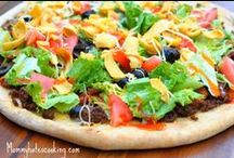 Pizza Recipes / by Tina Butler {Mommy's Kitchen}