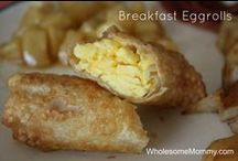 Breakfast Recipes & Ideas / by Mommy's Kitchen - Tina Butler