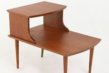Furniture - Side tables, coffee tables, and consoles