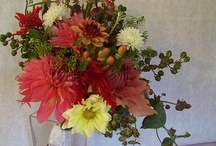 autumn floral designs / by Laughing Lady Flower Farm