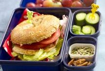 lunch box ideas / lunchbox ideas and inspiration for kids and adults. Healthy, easy, nutritious and fun