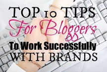 Blogging Tips / by Mommy's Kitchen - Tina Butler