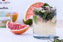 FOOD: Cocktails / Loaded with appealing recipes for mixed drinks, cocktails... adult beverages, libations, creative cocktails, whiskey, wine, sangria, gin, gin and tonic, margarita, manhattan, rum, coke and rum, vodka, aperitif, champagne, prosecco, and everything in between.