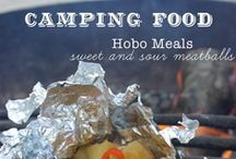 Camping Food & Ideas / by Tina Butler {Mommy's Kitchen}