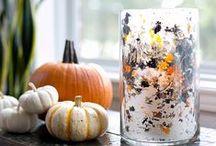 HOLIDAY: Spooky Fun Halloween / Great Ideas for Halloween