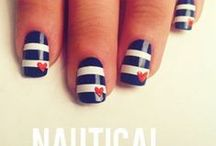 nails / by Stephanie Jue