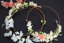 Design It Yourself / These are great floral designs for brides who would like the ultimate personal touch. / by Laughing Lady Flower Farm