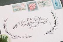 Mail art *
