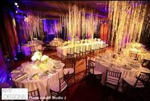 Fantasy made Reality / Bold Design and Classic Romance Production Style Weddings
