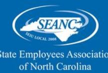 For NC State Employees! / Call to action!  What you need to know regarding your jobs or activities going on with the state!