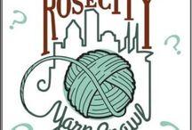 Rose City Yarn Crawl