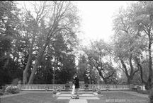 Engagement and Save the Date Photos / Lairmont is a great backdrop for engagement or Save the Date photos!