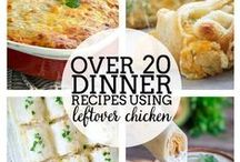 Recipes for Leftovers / by Tina Butler {Mommy's Kitchen}