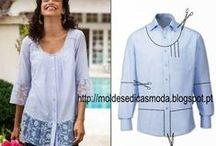 Redesign skjorter